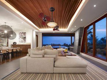 พัดลมเพดานสวย